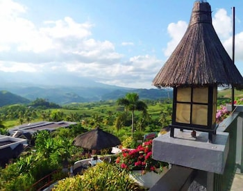La Vista Highlands Mountain Resort San Carlos View from Hotel