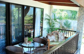 La Vista Highlands Mountain Resort San Carlos Balcony
