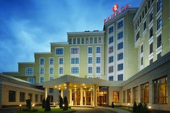 Отель Рамада Алматы, Алматы