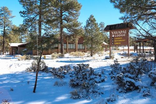 . Yavapai Lodge - Inside the Park