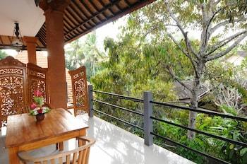 Rahayu 2 Bungalows - Balcony  - #0