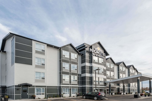 . Microtel Inn & Suites By Wyndham Fort St John