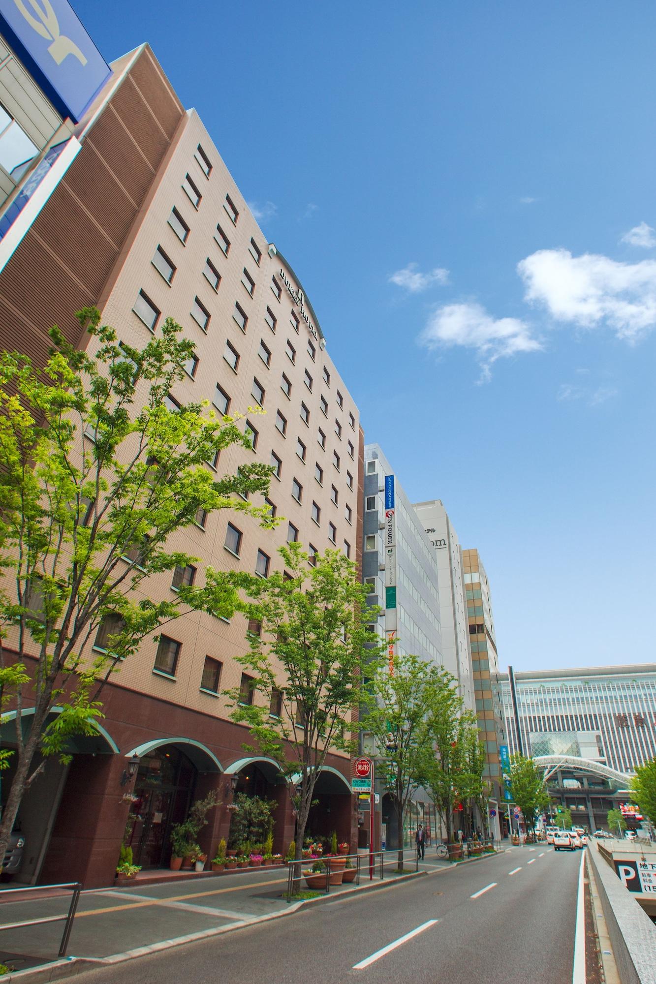 Dukes Hotel Hakata, Fukuoka