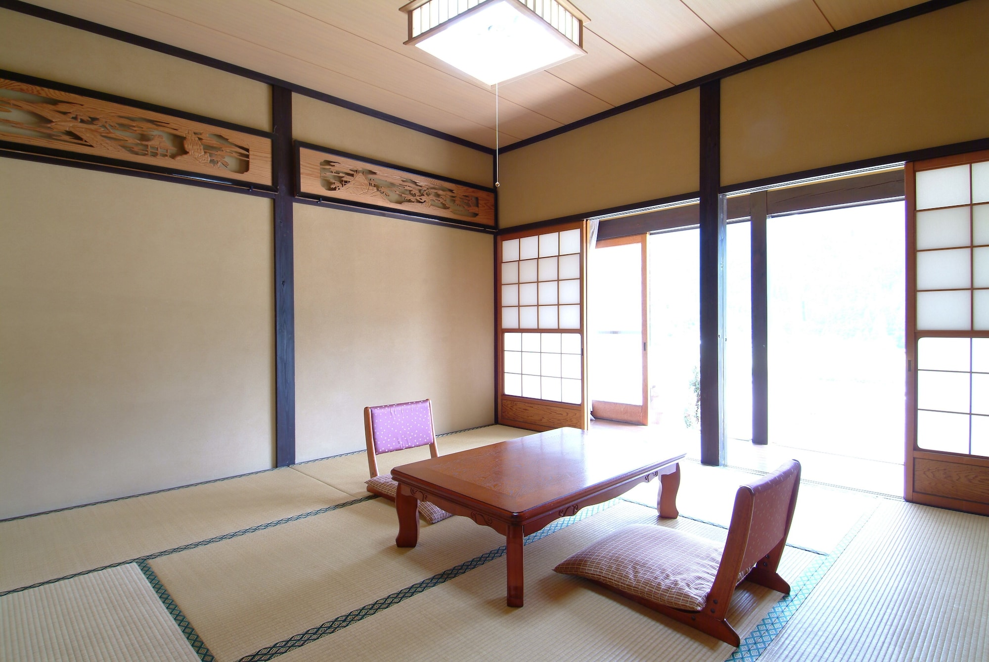 Miyama Heimat Youth Hostel, Nantan