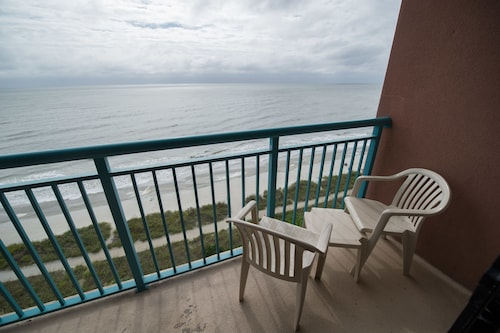 Sandcastle Oceanfront Resort by Patton Hospitality, Horry
