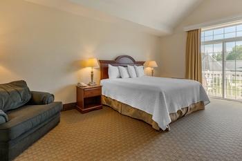 Luxury Room, 1 King Bed, Balcony
