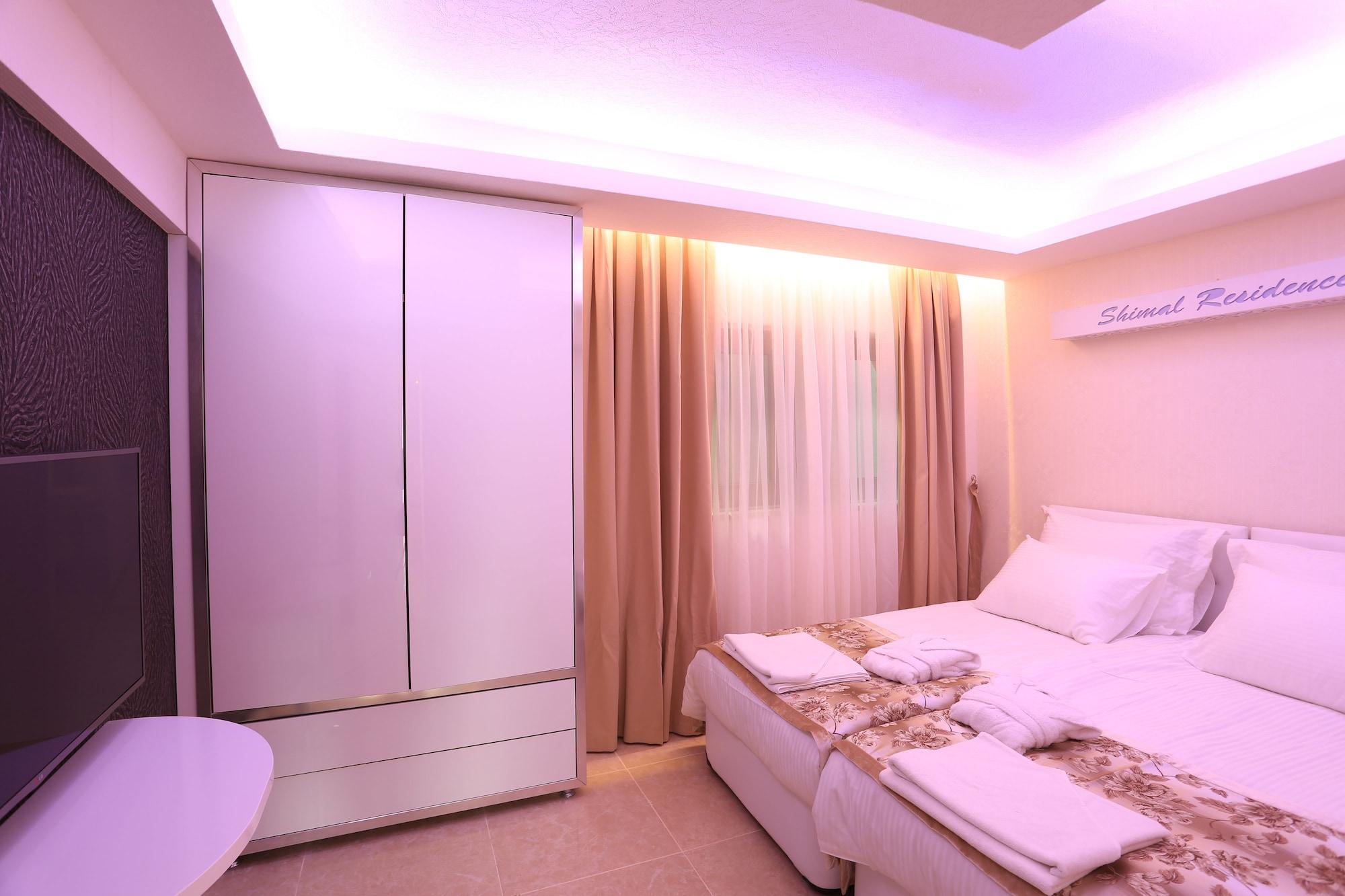 Shimal Panaroma Hotel, Ula