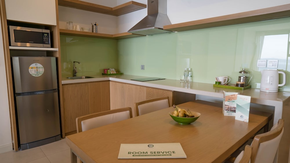 호텔이미지_Shared Kitchen Facilities