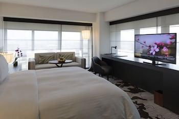 Nobu Hotel Manila Room