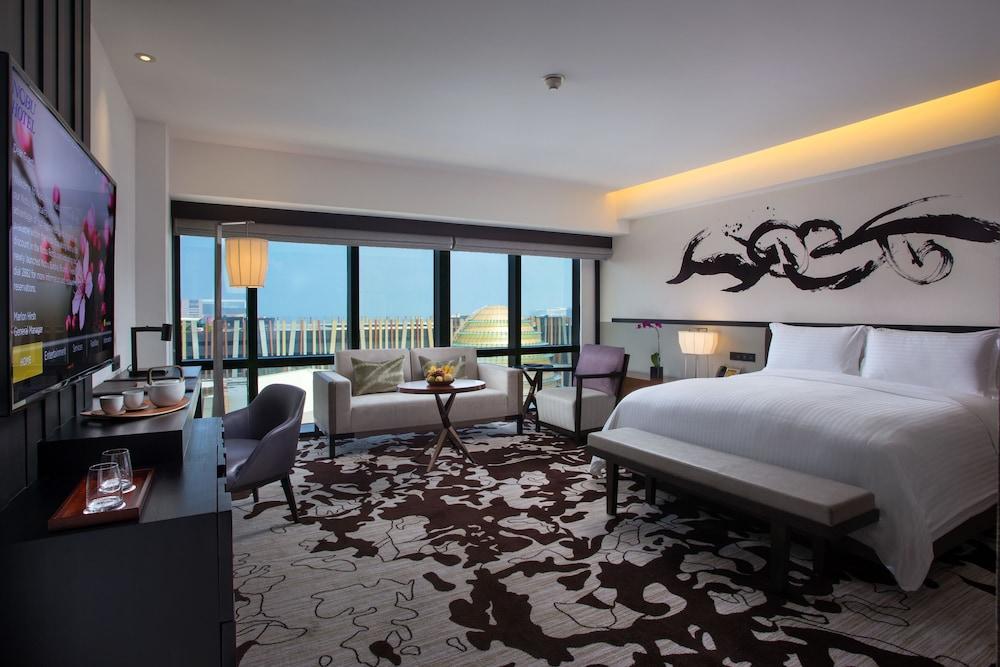 シティ オブ ドリームズ - ノブ ホテル マニラ