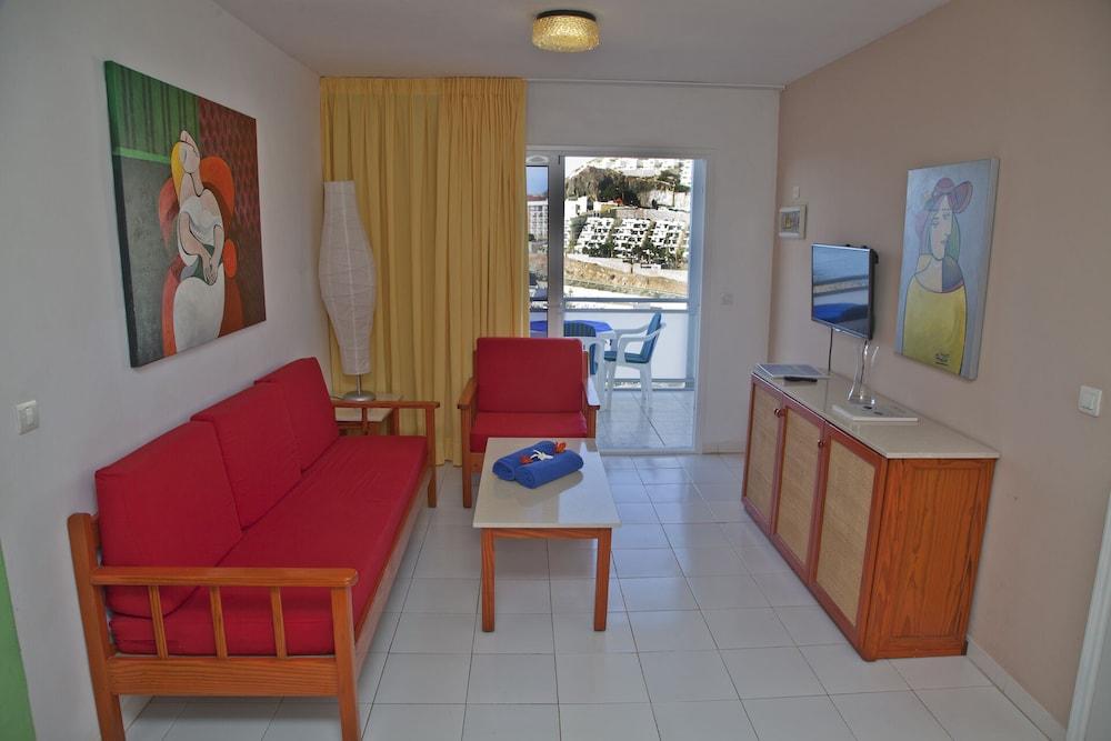 Apartamentos Curasol, Living Area