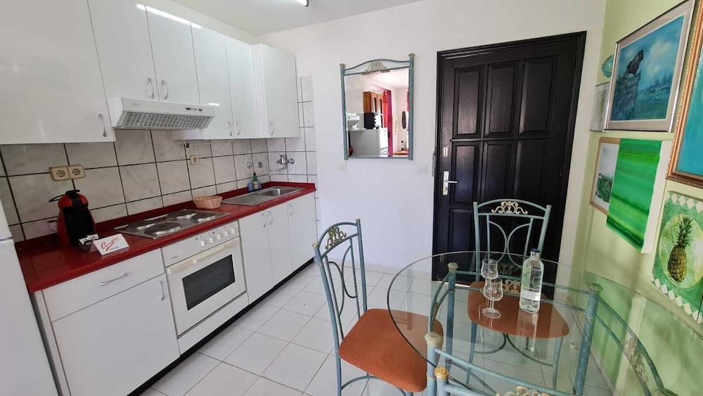 Apartamentos Curasol, Private Kitchen