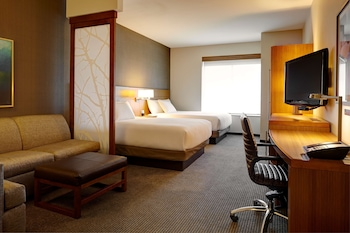 Room, 2 Queen Beds with Sofa Sleeper