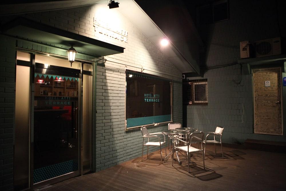 アッティ ゲストハウス