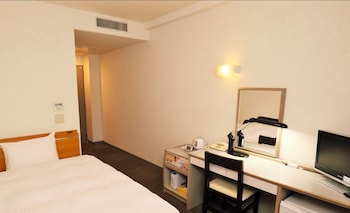 西館 シングル ルーム(禁煙)|天然温泉 松山ニューグランドホテル