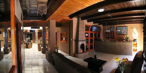 . Hotel Plaza Mazamitla
