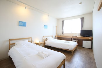 スタンダード ツインルーム 喫煙可|17㎡|石垣島ホテル ククル