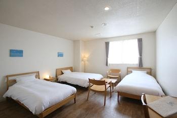 トリプルルーム 禁煙|26㎡|石垣島ホテル ククル