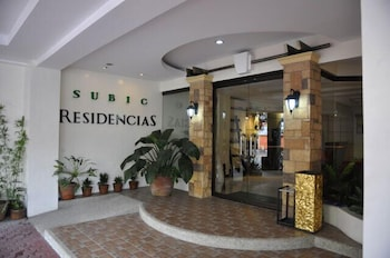 Subic Residencias Property Entrance