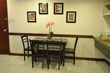 Subic Residencias In-Room Dining