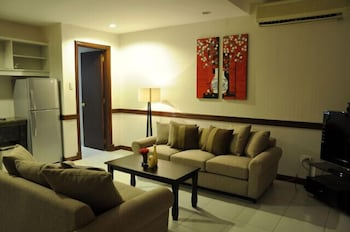 Subic Residencias Living Room