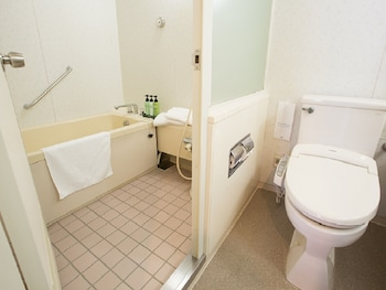 ARISTON HOTEL KOBE Bathroom