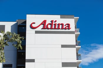 Exterior detail at Adina Apartment Hotel Sydney Airport in Mascot