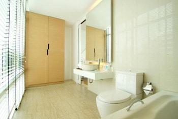 Seven Zea Chic Hotel - Bathroom  - #0