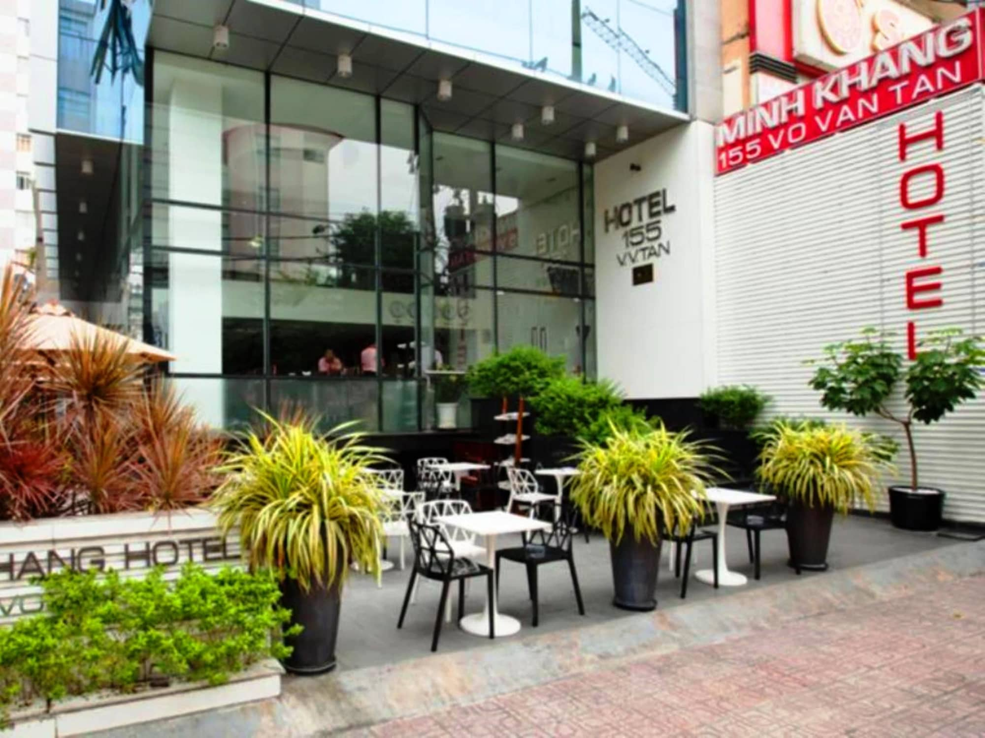 Minh Khang Hotel, Quận 3