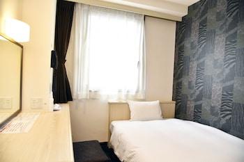 シングルルーム 喫煙可|宮崎第一ホテル