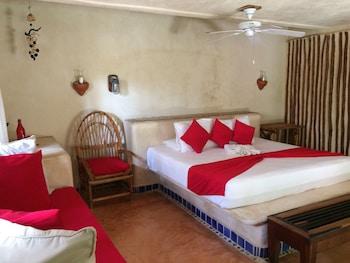 hotel calaluna tulum in tulum mx. Black Bedroom Furniture Sets. Home Design Ideas