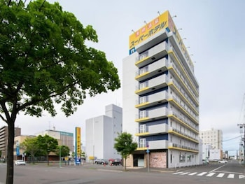 スーパーホテル釧路天然温泉