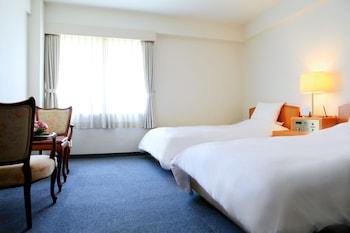 ツインルーム|倉敷シーサイドホテル