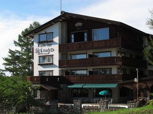 Hotel White Inn Kitashiga, Yamanouchi