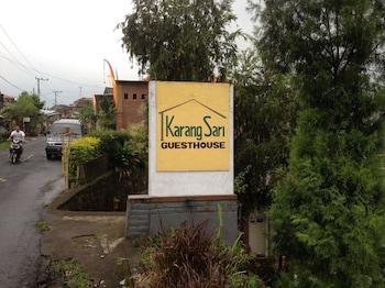 KARANG SARI Guesthouse & Restaurant - Hotel Entrance  - #0