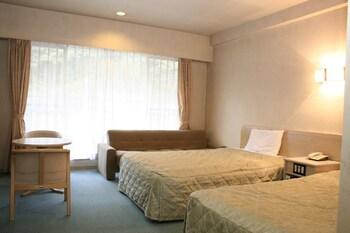 ツインルーム 20㎡ 新樺川観光ホテル