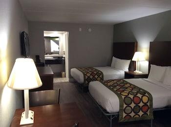 Guestroom View at Oceans 24 in Virginia Beach