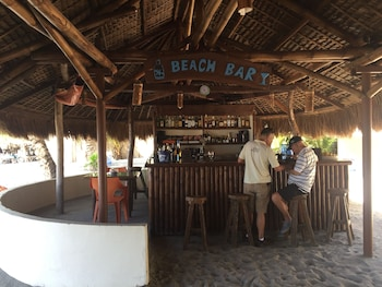Cove Sands Beach Resort Dumaguete Poolside Bar