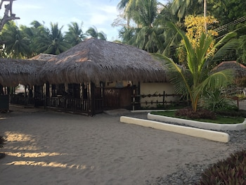 Cove Sands Beach Resort Dumaguete Front of Property