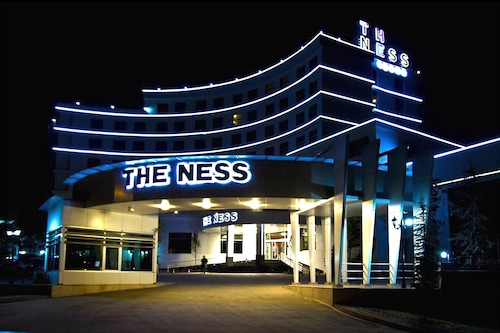 . The Ness Thermal Spa Hotel