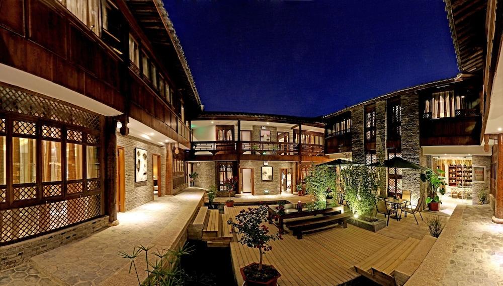リーマン ウェンジィ No.1 ホテル麗江 エンシェント タウン
