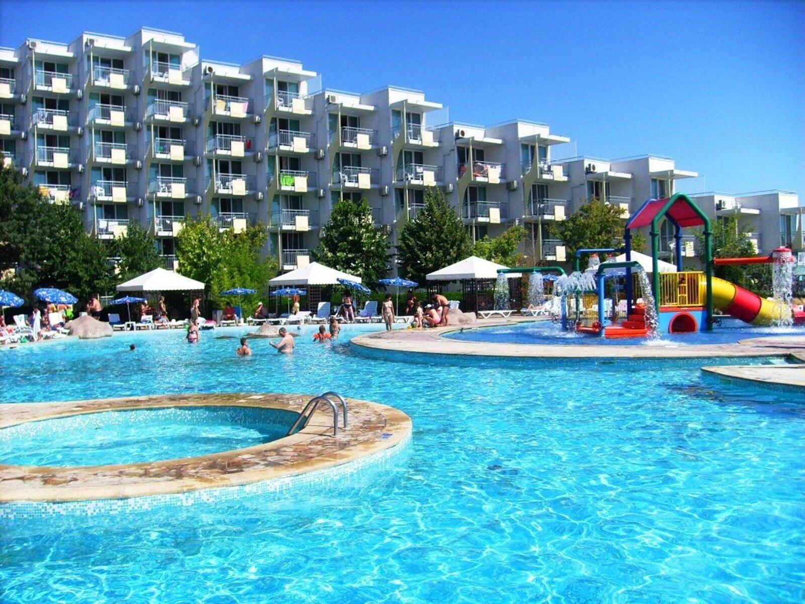 Hotel Laguna Garden, Balchik