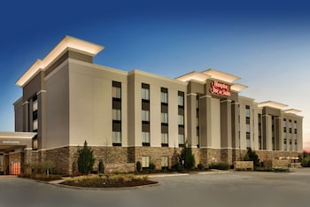 孟羅歡朋套房飯店 Hampton Inn & Suites Monroe