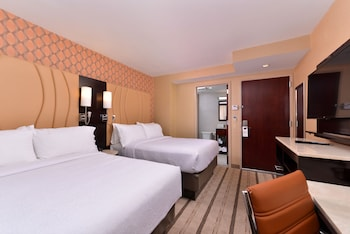 Guestroom at Holiday Inn New York City - Times Square in New York