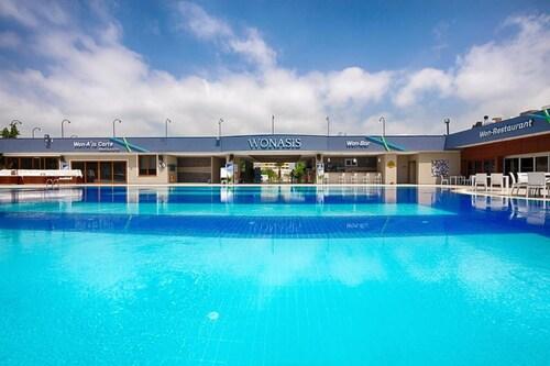 Wonasis Resort & Aqua, Erdemli
