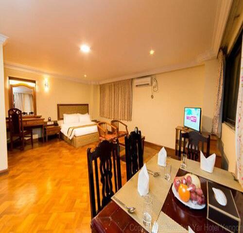 City Hotel Yangon (New Aye Yar Hotel), Yangon-W