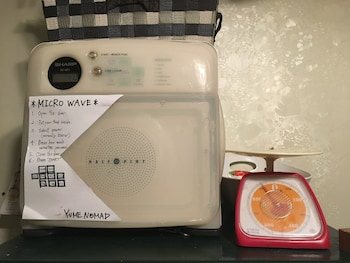 HOSTEL YUME-NOMAD Microwave