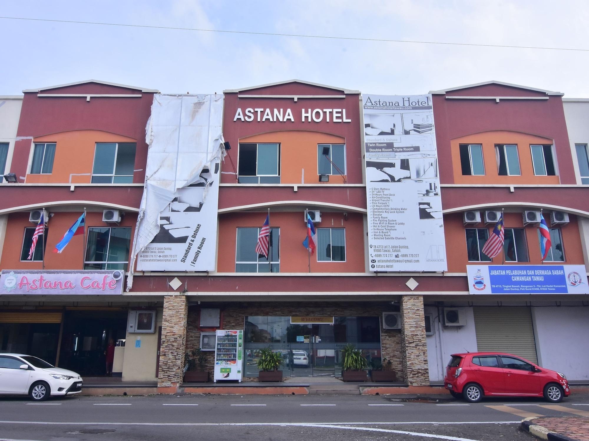 OYO 43959 Astana Hotel, Tawau