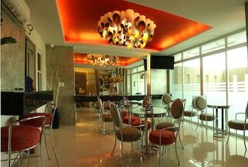 Klm Condotel Angeles Lobby Lounge