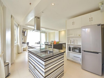 Karuna Boracay Suites In-Room Kitchen